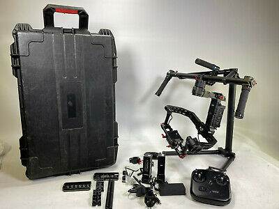 DJI RONIN M 3-Axis Gimbal Stabilizer + remote and extras