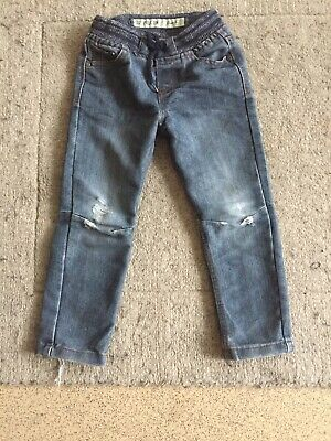 Next Boys Ripped Jeans Age 4-5