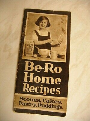 Be-Ro Home Recipes, 10th Edition, Baking, Cooking,