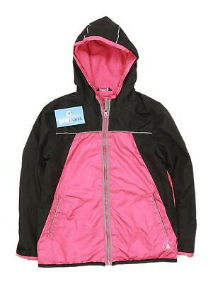 George Girls Geometric Multi-Coloured Lightweight Jacket Age 8-9