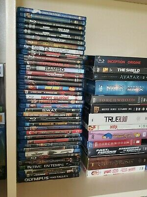 """Blue Ray """"YOU PICK"""""""