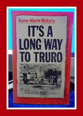 IT'S A LONG WAY TO TRURO (Mykyta) 1st Ed 1968 Collectable S/C 💥South Aust Crime