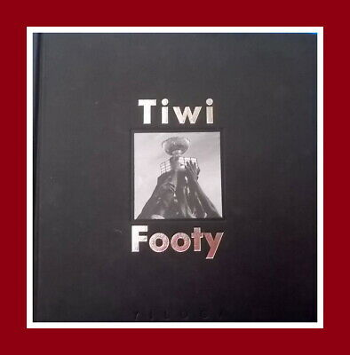 TIWI FOOTY YILOGA - Photographic Pictorical Book H/C 2008 1st Edition 💥 SCARCE