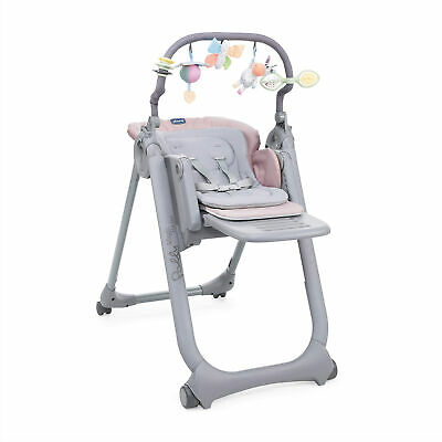 Chicco Polly Magic Relax Baby Adjustable High Chair / Seat