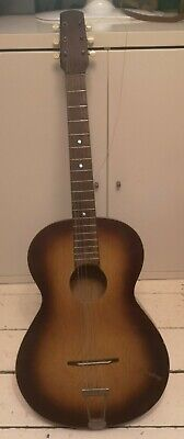 Vintage Framus Archtop Broadway Parlour  Guitar Made in Germany Super Rare