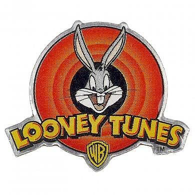 New Official Genuine Looney Tunes Bugs Bunny Trading Pin Badge