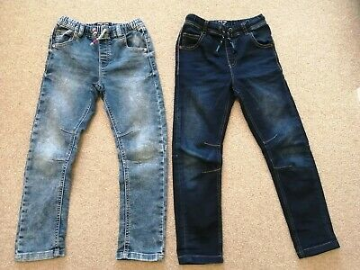 X2 Pairs Boys Next Jean's Age 5-6 Years
