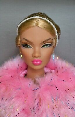 "COLETTE SUPERNOVA 12"" DRESSED DOLL Nu.Face Counter Culture Collection Integrity"