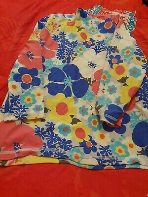 Lovely Girls Mini Boden Swimming Top Age 11-12 Years