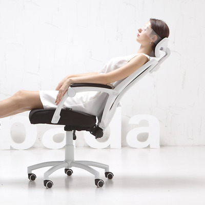 Hbada Ergonomic Office Desk Chair with Adjustable Armrest, Lumbar Support, and