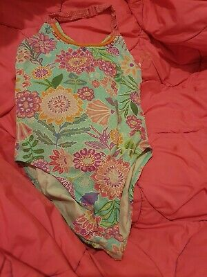 Lovely Girls Monsoon Swimming Costume Age 5-6 Years