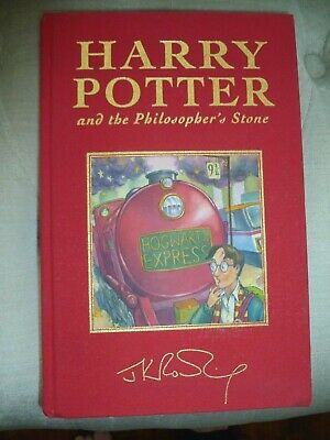 Harry Potter and the Philosopher's Stone by J. K. Rowling (Hardback, 1999)
