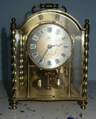 Koma Lantern 400 Day Anniversary - Torsion Clock - Repair Required (Or Spares)