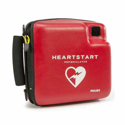 Philips HeartStart FR2+ Semi-Rigid Coated Case