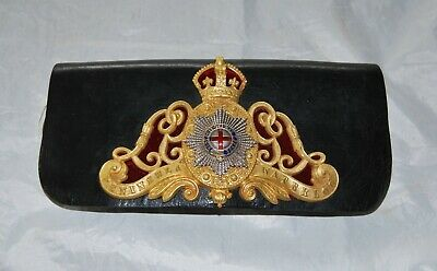 The Life Guards Officers Full Dress Pouch 1902 Pattern Household Cavalry