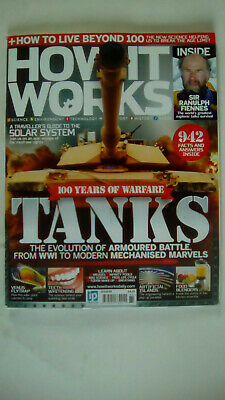 How It Works Magazine Issue 85 Tanks