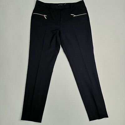 Ivanka Trump Navy Pants Petite Size 10 Women's Pants