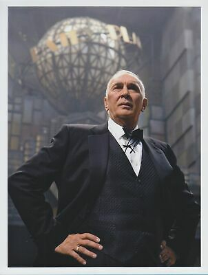 FRANK LANGELLA in person signed glossy PHOTO 8x11 inch