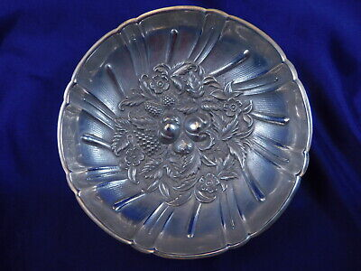S. Kirk & Son Repousse Footed Sterling Silver Candy/Trinket Dish #431 - Q