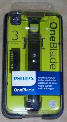 Philips Norelco OneBlade Rasoir (QP2520/20) tondeuse à barbe