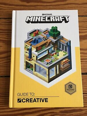 Mojang Minecraft Guide To Creative