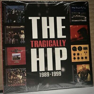 SIRE PROMO CD PRO-70024-2: The Tragically Hip ‎– 1989-1999 - 1999 USA SEALED