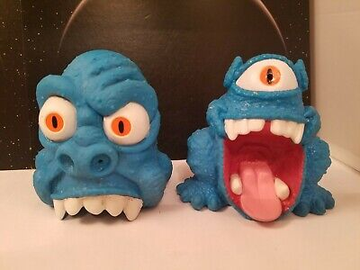 """Vintage """"The Real Ghostbusters"""" Blue 2 Pc. H2 Ghost"""
