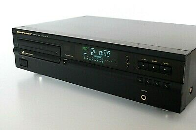 Marantz CD-42 CD Player Hi-Fi Stereo Separate - SERVICED - MADE IN BELGIUM
