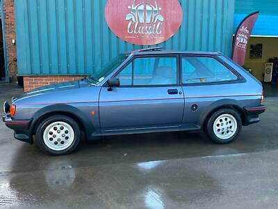 Ford Fiesta 1.6 XR2- Concours restoration-1989-Best out there