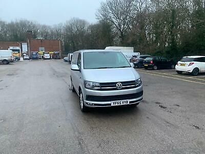 VW T6 TRANSPORTER LWB 2.0 TDi HIGHLINE 2016 65 PLATE FINANCE AVAILABLE **** P/X