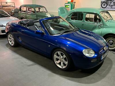 MG/ MGF 1.8i VVC/ 2000/ LOW MILEAGE/ PAMPERED EXAMPLE.