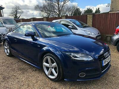 Audi TT Coupe 2.0TDI quattro 2012MY S Line - £8975 px welcome