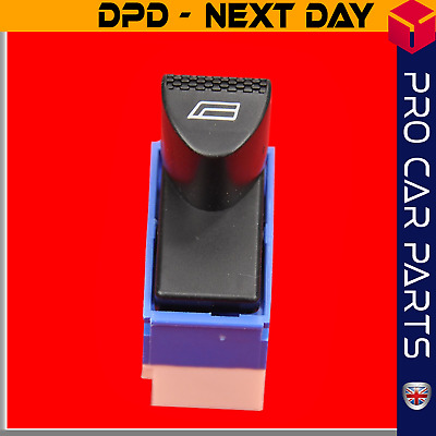 Mk1 1.3 D Electric Window Switch Control Button Front Right Fits Fiat Doblo