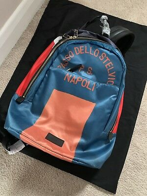 Paul Smith Napoli Rucksack Back Pack ultra rare 100% authentic