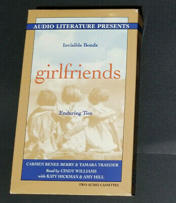 AUDIO BOOK Invisible Bonds Girlfriends Enduring Ties Two Cassettes