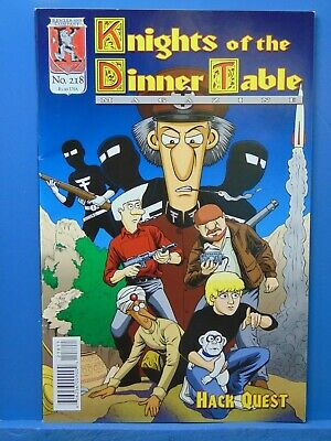 Knights of the Dinner Table #55 Hackmaster D/&D  Comics CB6922