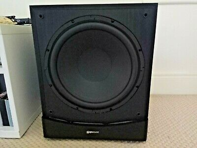 """QTX Powered 300W 12"""" Subwoofer  good condition"""