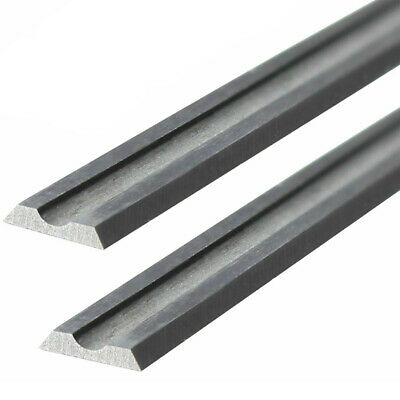 New 2Pcs 82mm HSS High Speed Steel Planer Blades For Electric Power Tool TREND