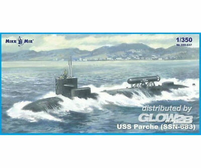 "submarine in 1:350 Micro Mir AMP MM350-005 SSN-593 /""Tresher/"" U.S"