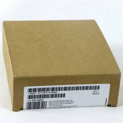 1PC New In Box Siemens 6ES7317-2FK14-0AB0 6ES7 317-2FK14-0AB0