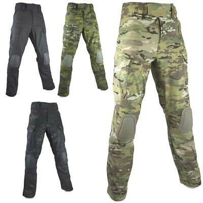 Bulldog Rogue MK1 Combat Military Army Utility Cargo Trousers Pants OD Green