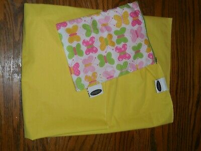 Planet Wise  Large Diaper Pail Liner & Small Wet Bag For Cloth Diapers
