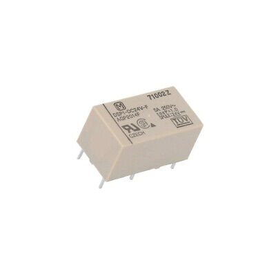 DSP1-DC9V Relay electromagnetic SPDT Ucoil 9VDC Icontacts max 8A 270Ω