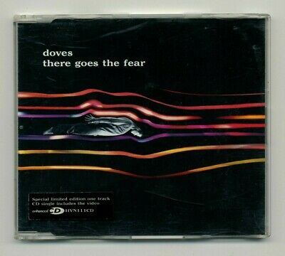 Doves - There Goes The Fear / Cd Single [Promo/Import] / 2002 Heavenly Hvn111Cd