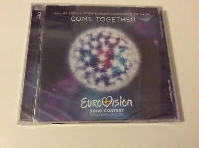 Eurovision Song Contest Stockholm 2016 Double Cd Set 43 Tracks New/Sealed.  H1