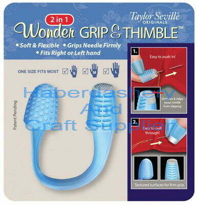 Taylor Seville Wonder Grip And Thimble