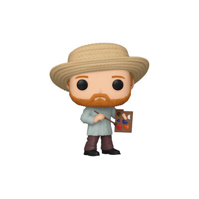 Funko FK45252 Funko POP! Artists: Vincent van Gogh Vinyl Figure 10cm