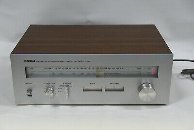 Yamaha CT-610 NFB PLL MPX AM/FM Stereo Tuner Component - Made in Japan
