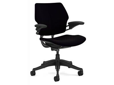 Refurbished Humanscale Freedom Task Chairs (50  In Stock) Bargain £89 Each