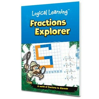 Fraction Explorer Logical Learning - Supports school learning